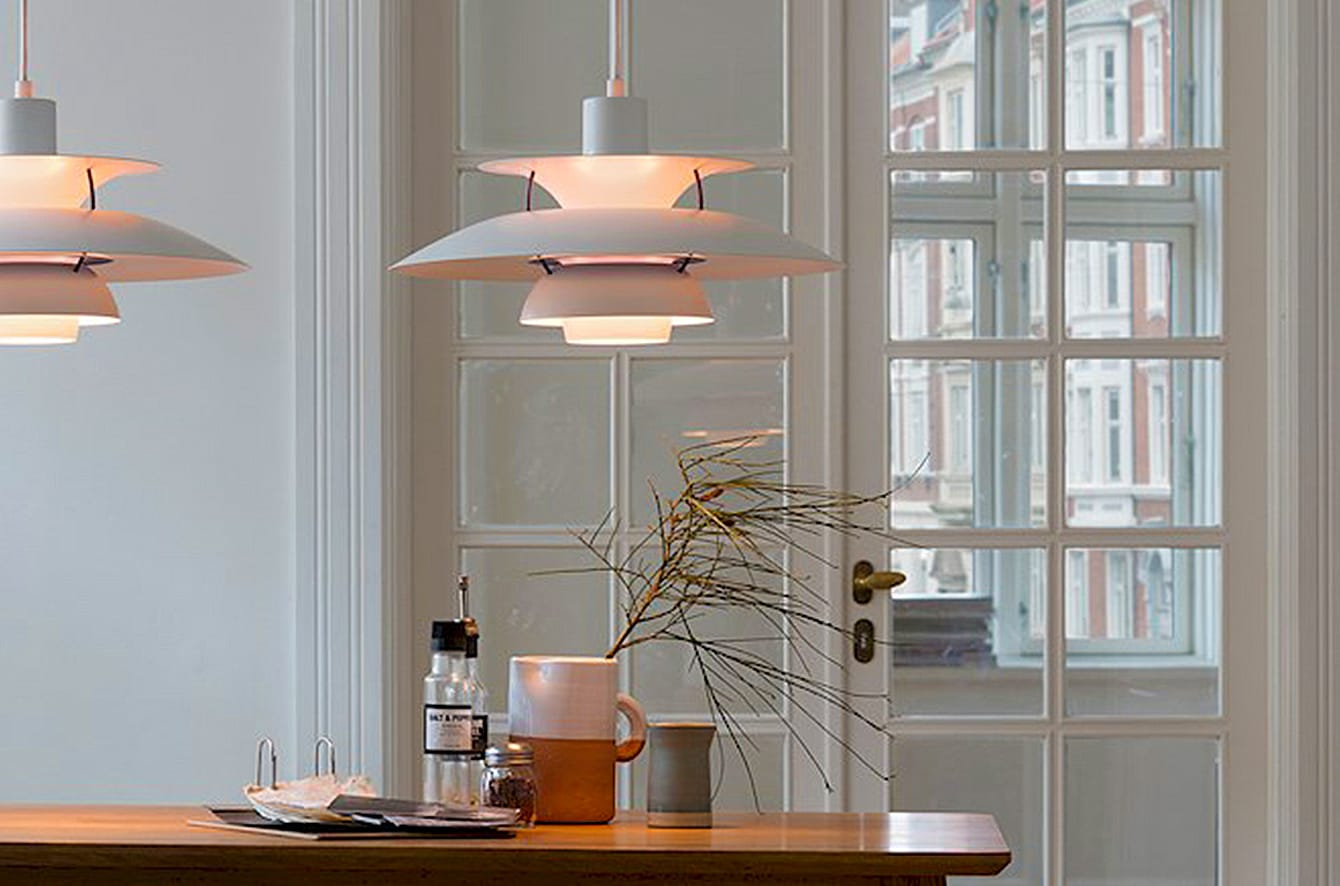 PH 5 Pendant by Louis Poulsen