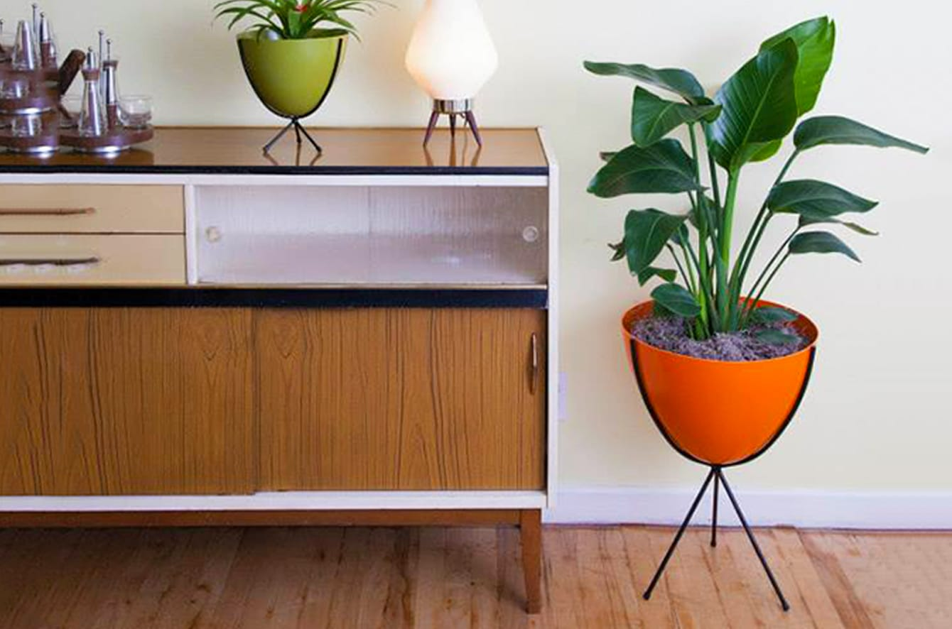 Retro Bullet Planter by Hip Haven