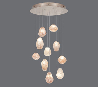 Natural Inspirations Multi-Light Pendant