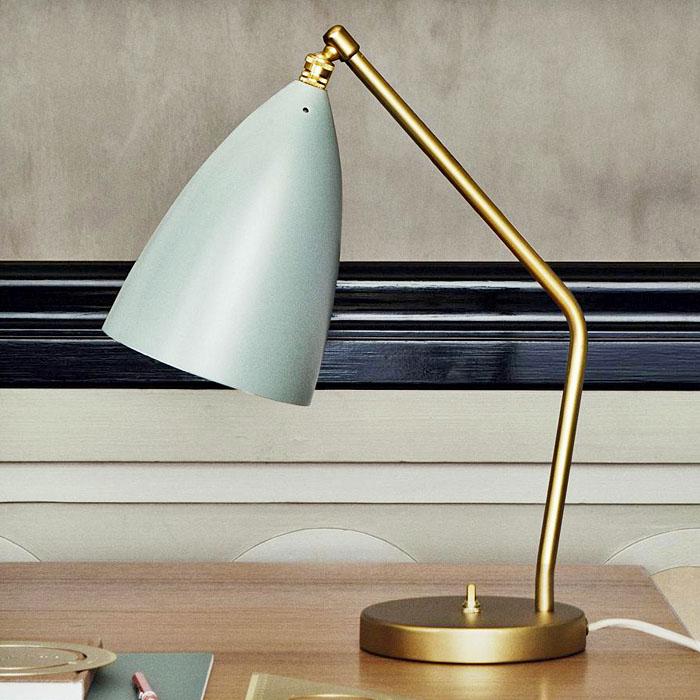 Grasshopper Table Lamp by Gubi.