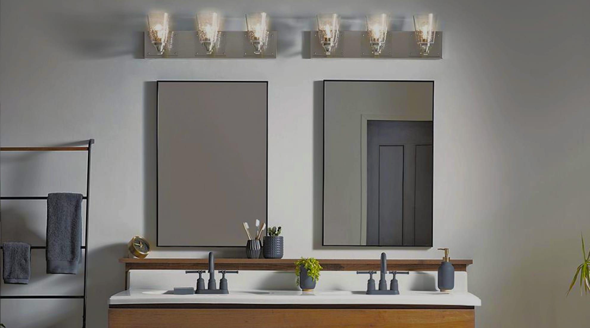Bathroom Vanity Lighting Buyer's Guide