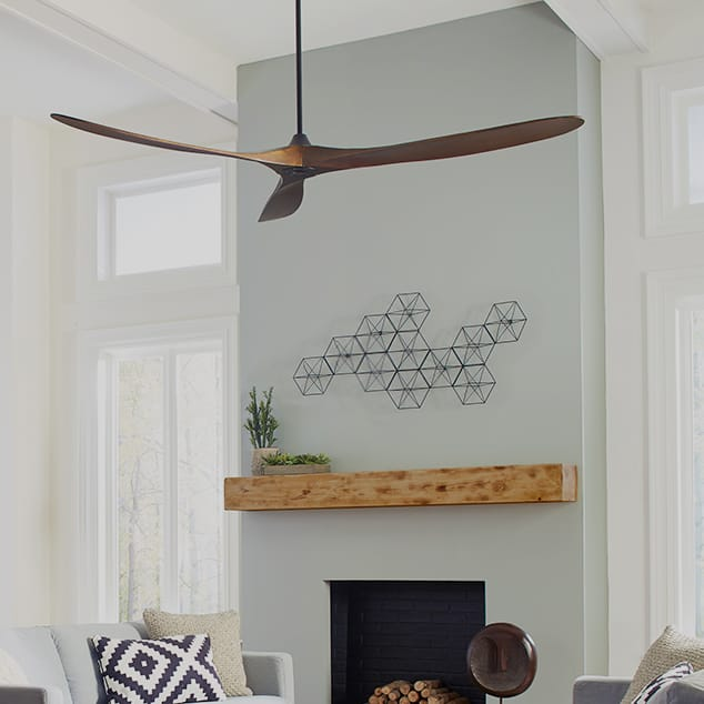 Choosing the Right Size Ceiling Fan.