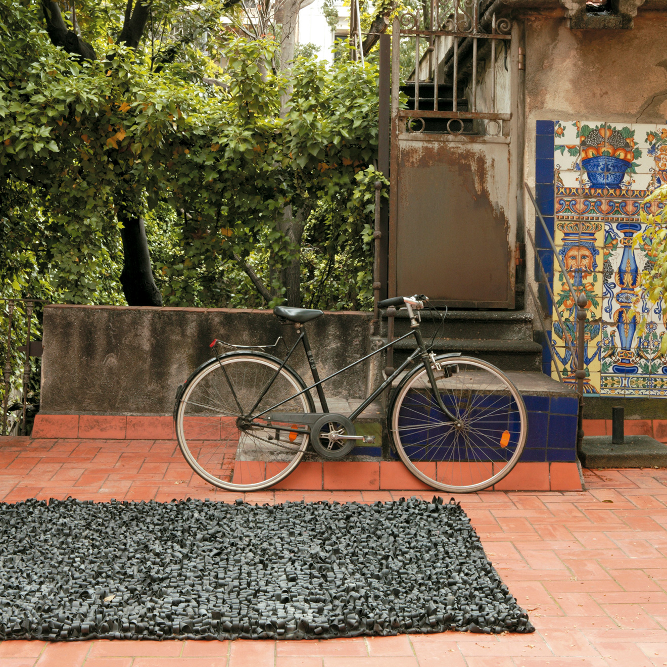 Bicicleta Rug by Nanimarquina