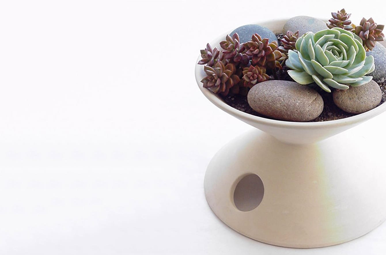 Architectural Pottery TH1 Planter by La Gardo Tackett for Vessel USA