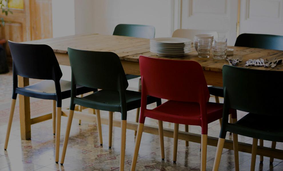 Grand Prix Chair - Wood Legs by Arne Jacobsen for Fritz Hansen