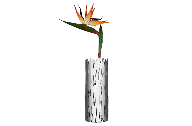 Barkvase Flower Vase by Alessi