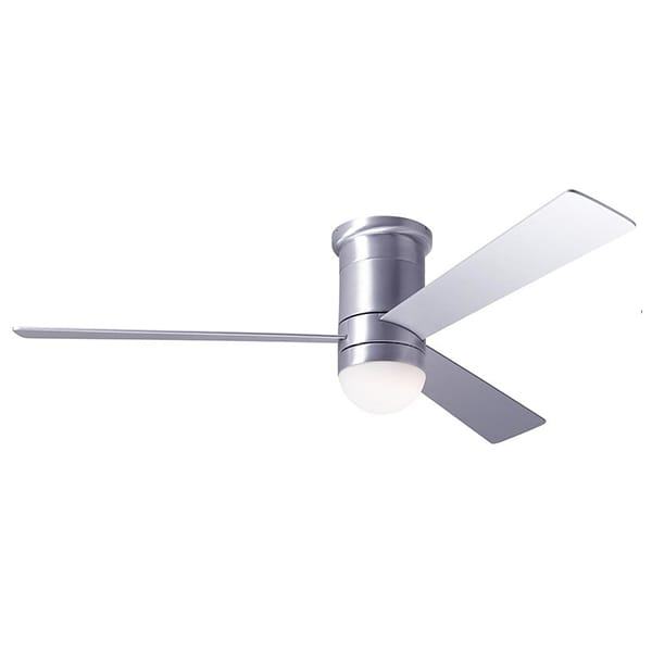 Cirrus DC Flushmount Ceiling Fan by Modern Fan Company