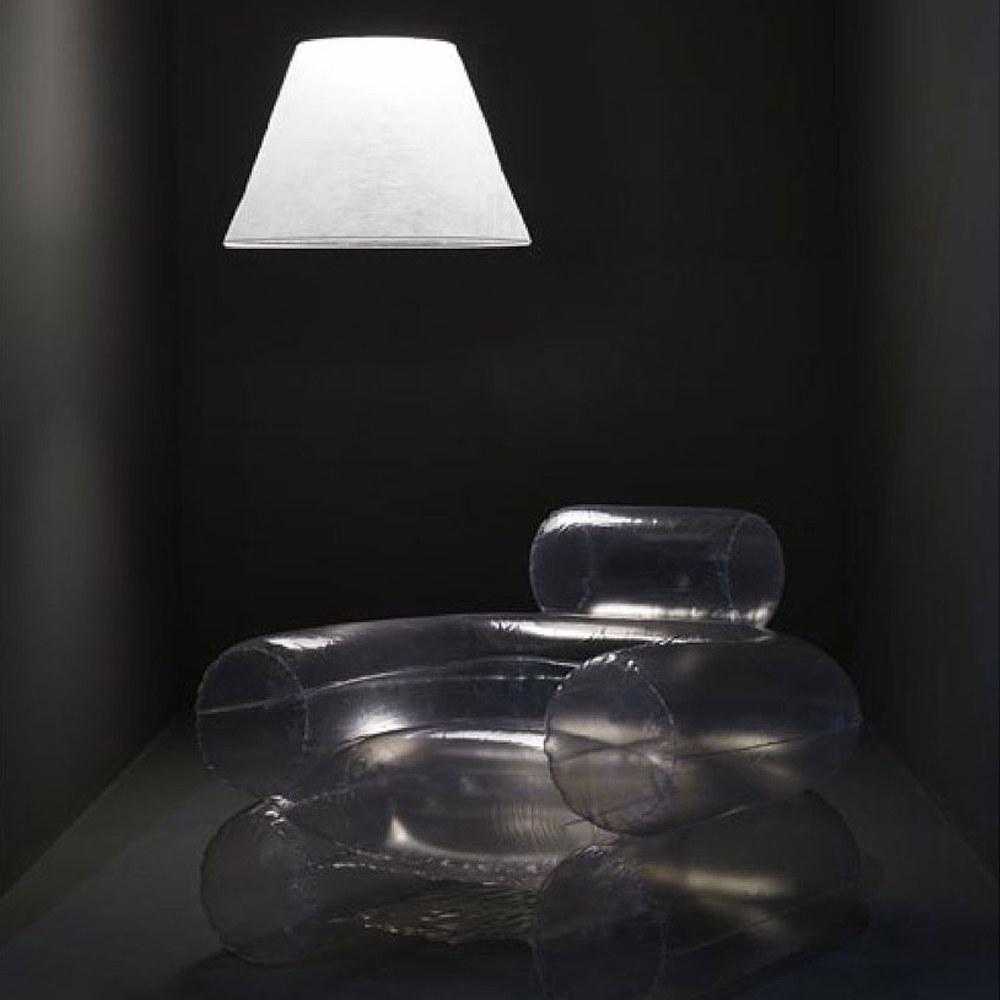 Shade LED Floor Lamp by FLOS