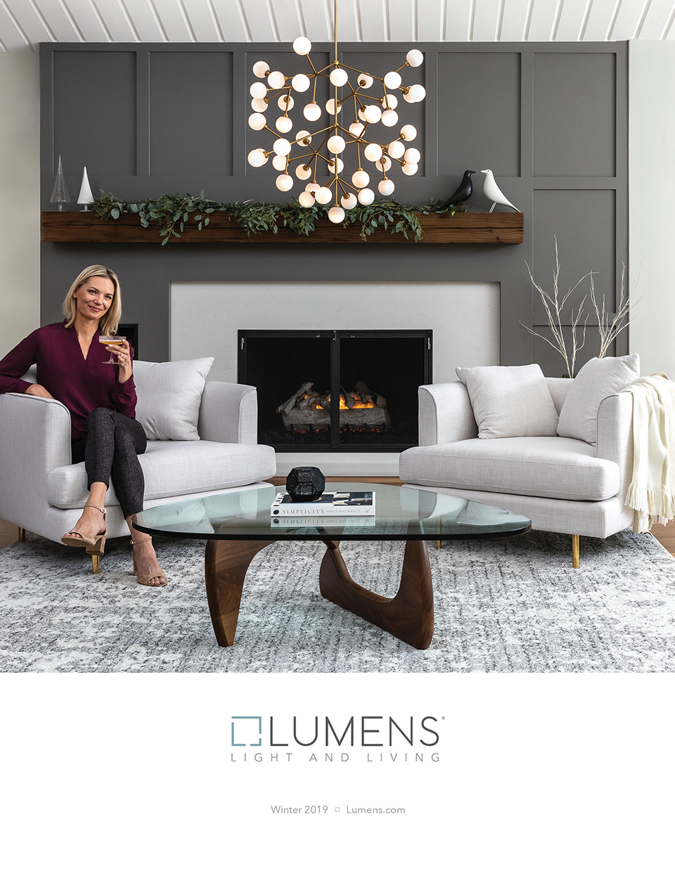 View the Lumens 2019 Winter eCatalog