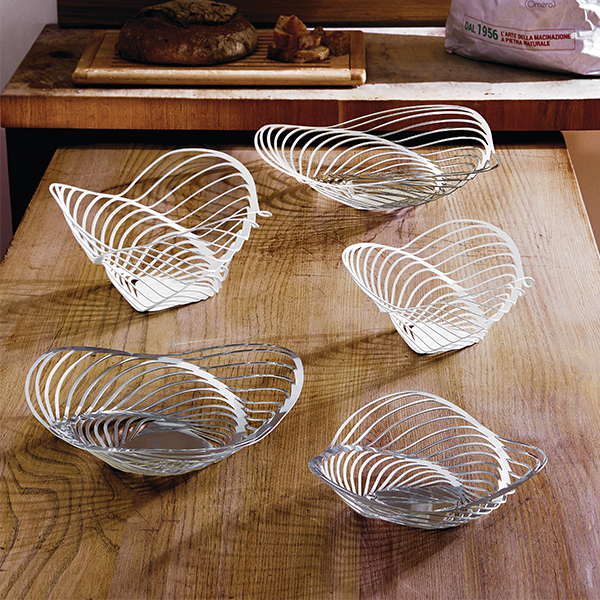 Trinity Bowl Collection by Alessi