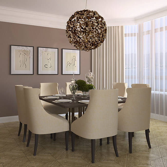Dining room pendant lighting ideas advice at lumens httpslumenspinwheel pendant by mozeypictures Image collections