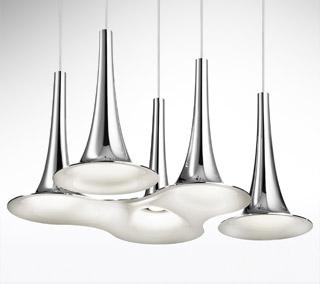 Nafir Pendants By AXO Light