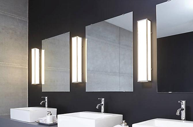 Aspermont LED Bath Bar by Sea Gull Lighting