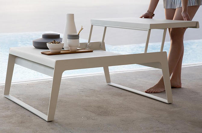 Chill-Out Coffee Table by Cane-line