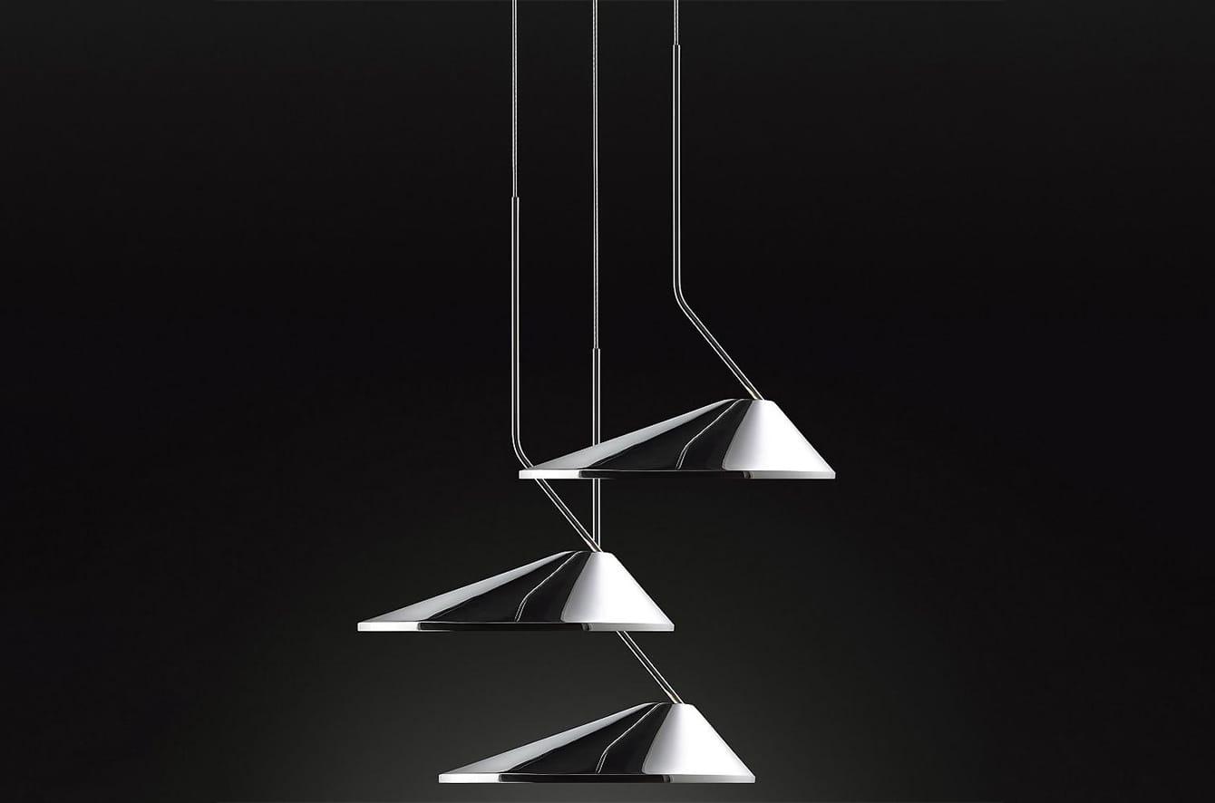 Non La Multi-Light LED Pendant by Jorge Pensi for Bover