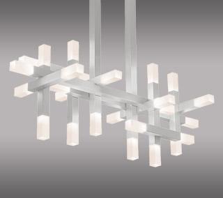Connetix Linear Suspension By Sonneman Lighting