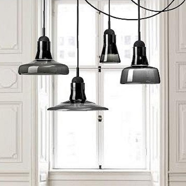 10 LED Pendant Lights.