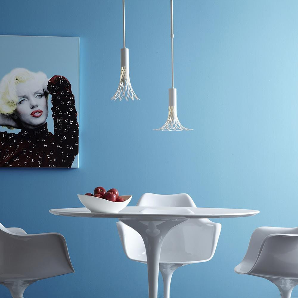 Full Bloom Mini Pendant by Vermont Modern