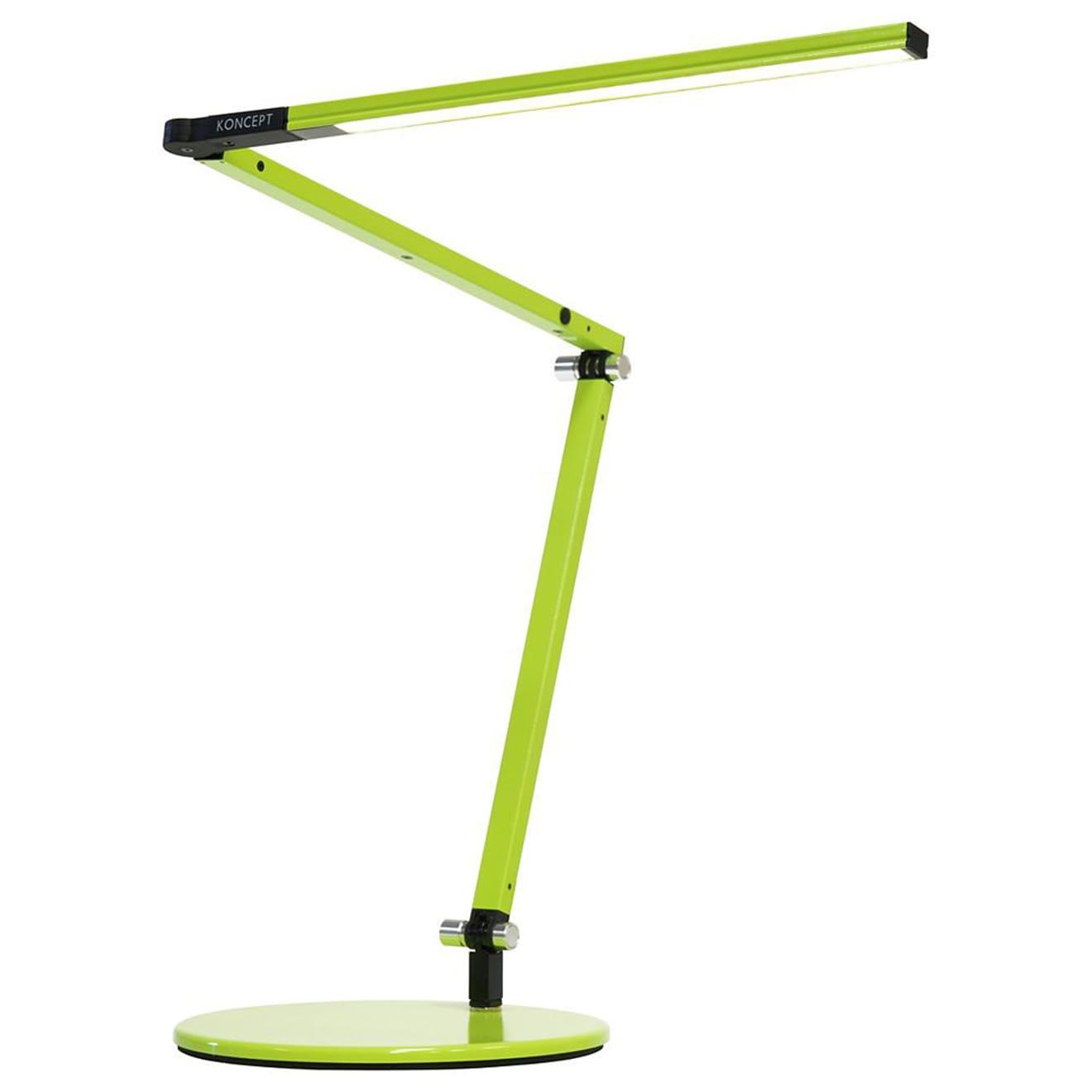 Z-Bar Mini Color LED Desk Lamp by Koncept