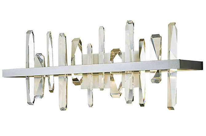 Solitude LED Wall Sconce Synchronicity by Hubbardton Forge
