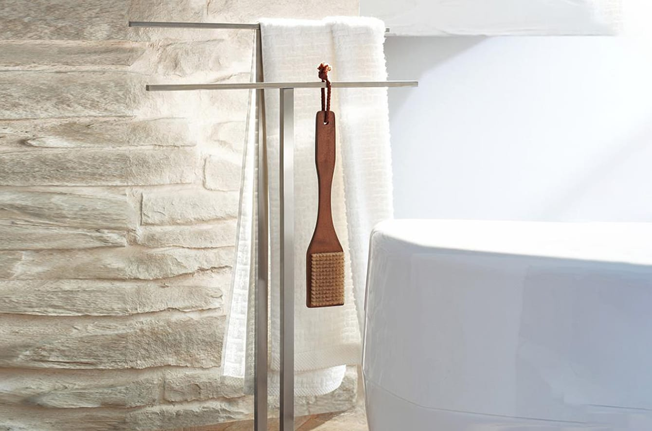 MENOTO Towel Stand by Blomus