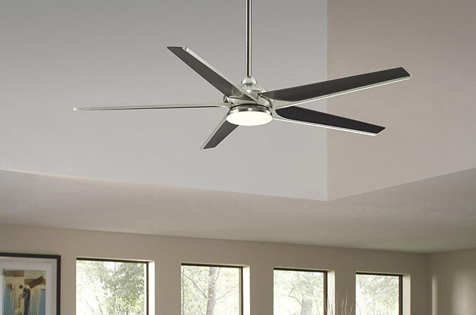 Subtle Ceiling Fan by Fanimation