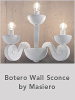 Botero Wall Sconce