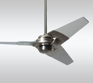 Torsion Ceiling Fan by Modern Fan Company