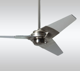 Torsion Ceiling Fan by Modern Fan Company
