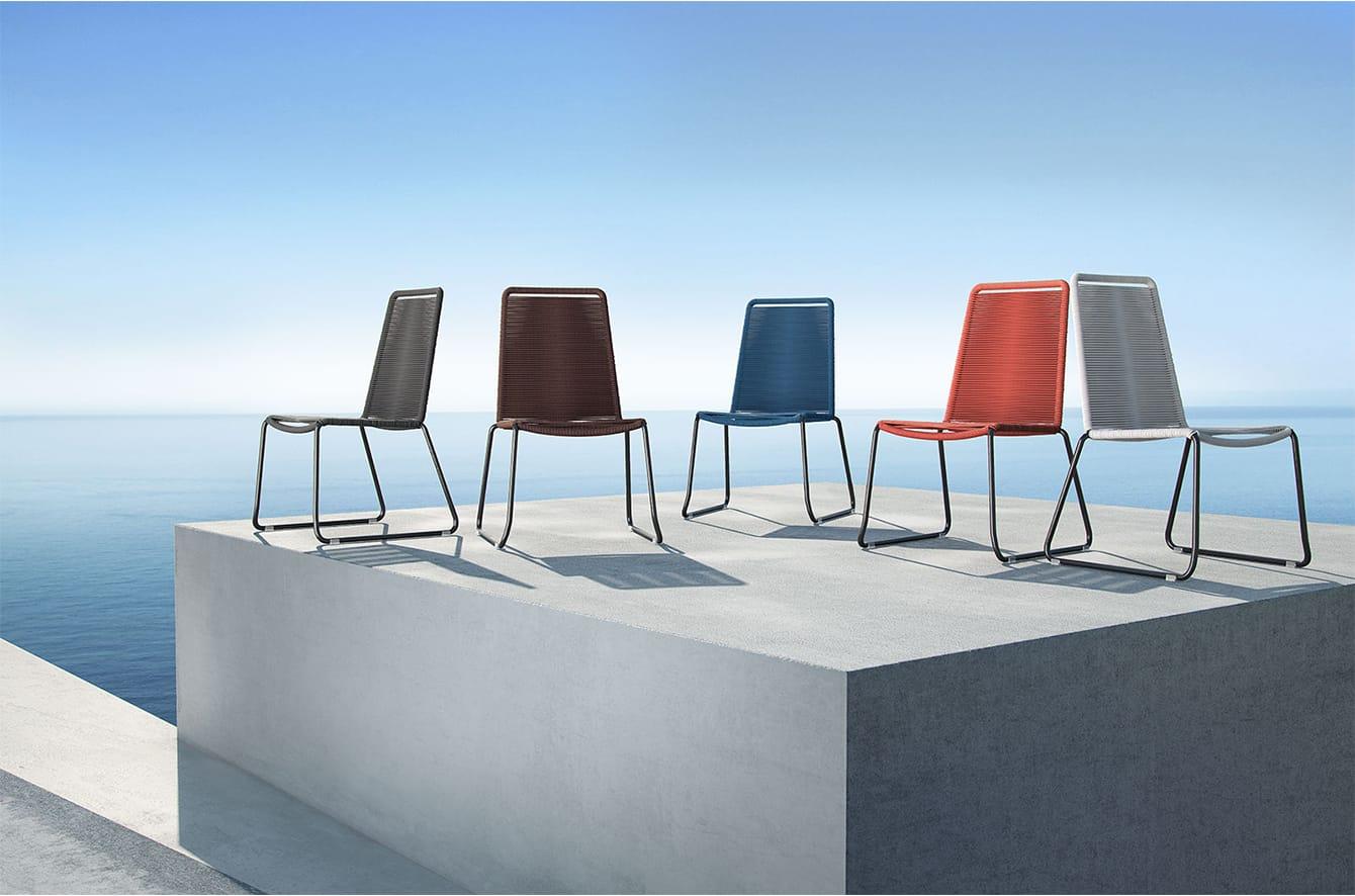 Barclay Dining Chair by Modloft