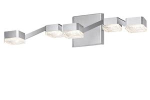 Lattice LED Bath Bar