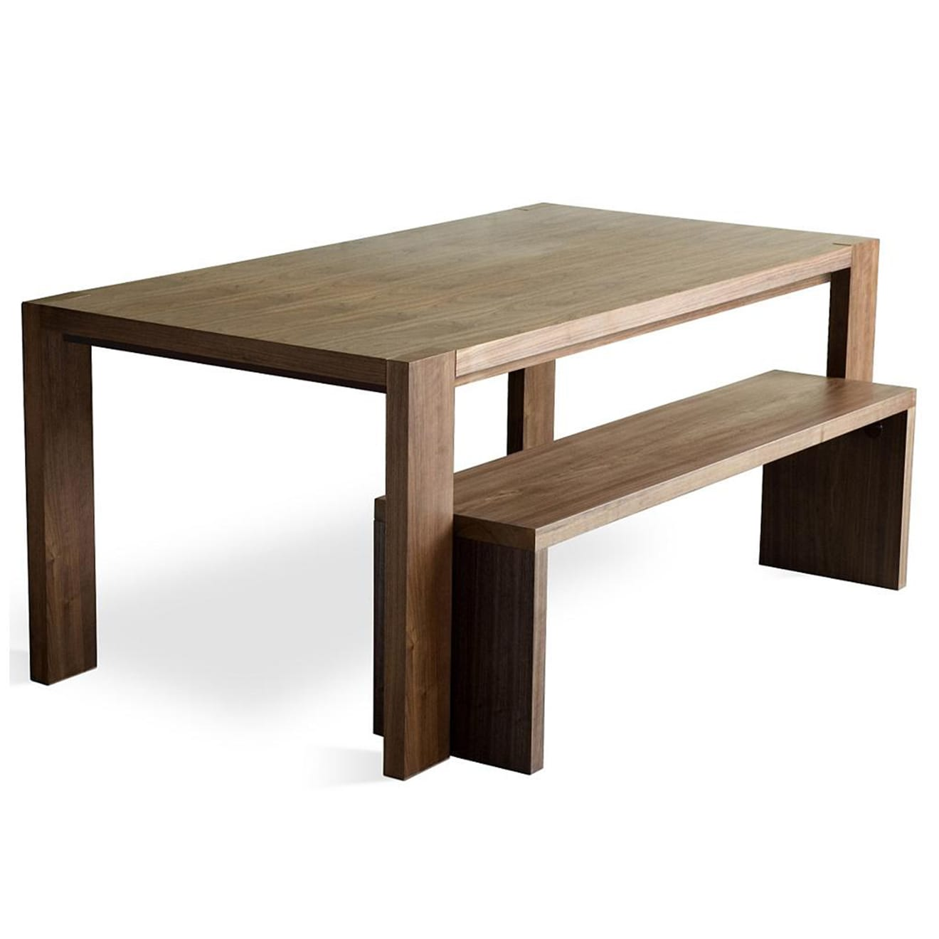 Plank Dining Table by Gus Modern