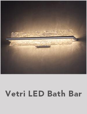 Vetri LED Bath Bar