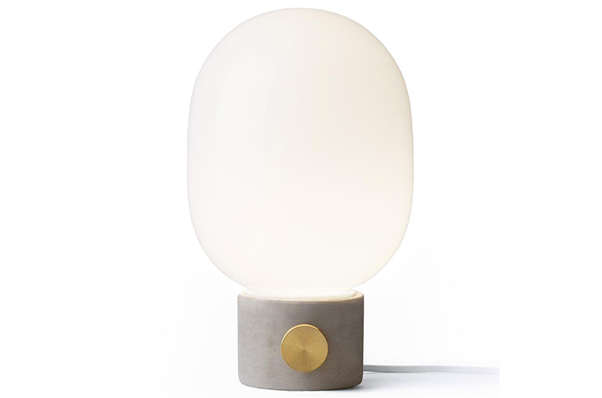 JWDA Concrete Table Lamp by Menu