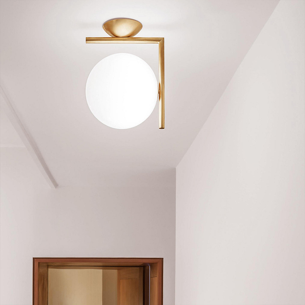 IC Wall/Ceiling Light by FLOS
