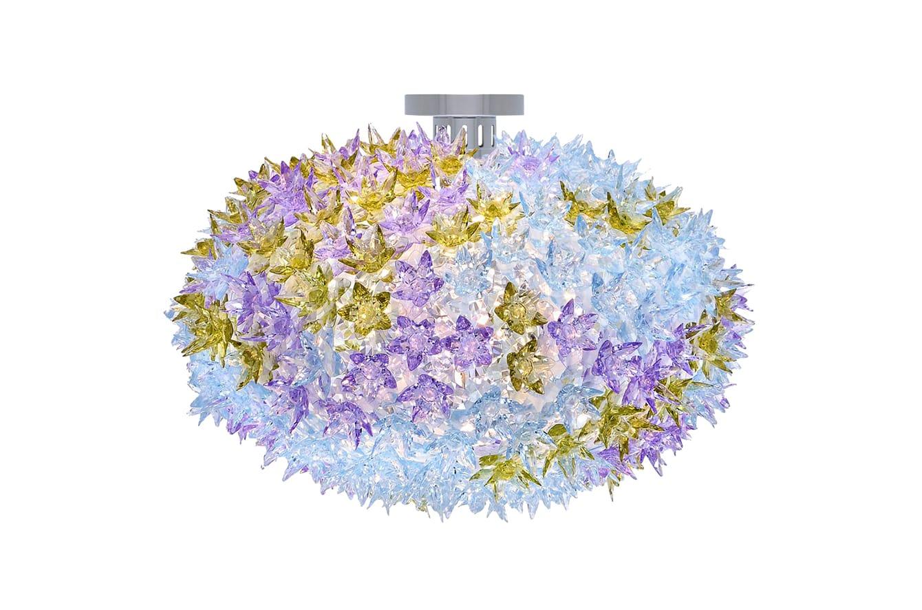 Bloom Flushmount by Kartell