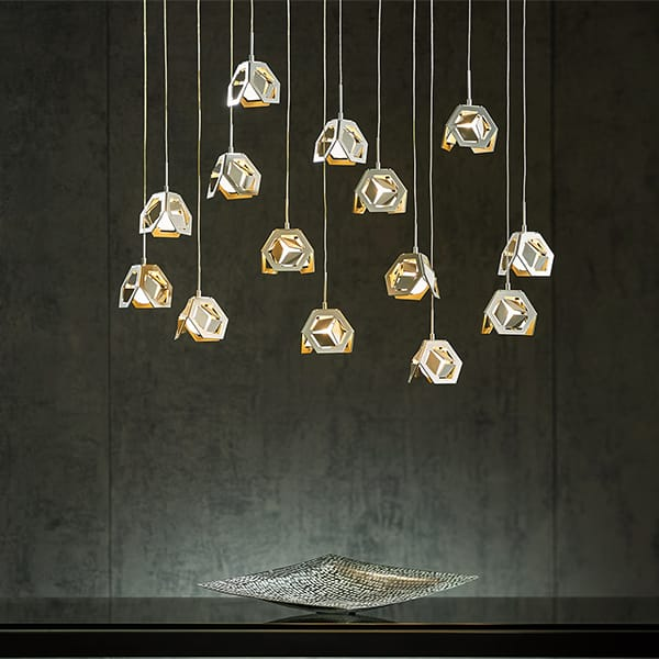 Winter Mini Pendant by Hubbardton Forge