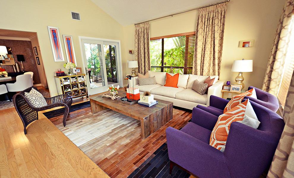 Courtesy of Nicole White Designs Interiors