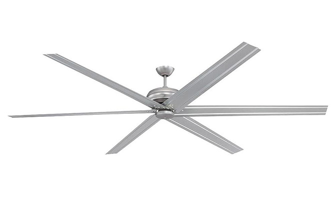 Colossus 96 Inch Outdoor/Indoor Ceiling Fan by Craftmade Fans