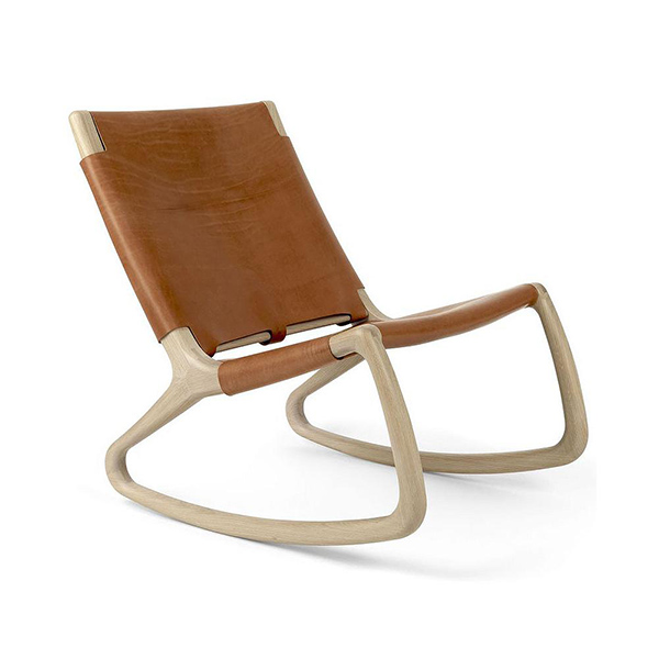 Rocker Rocking Chair by Mater.
