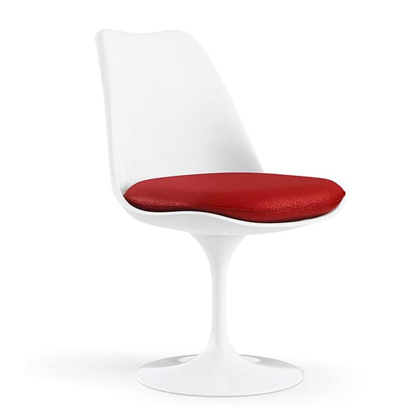 Tulip Armless Chair by Knoll