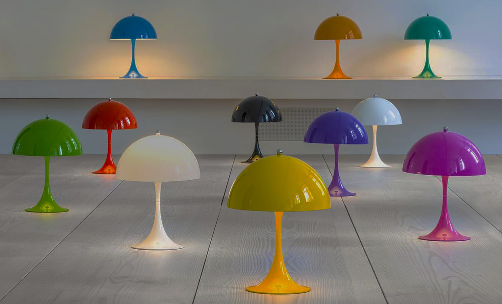 Verner Panton Lighting & Furniture