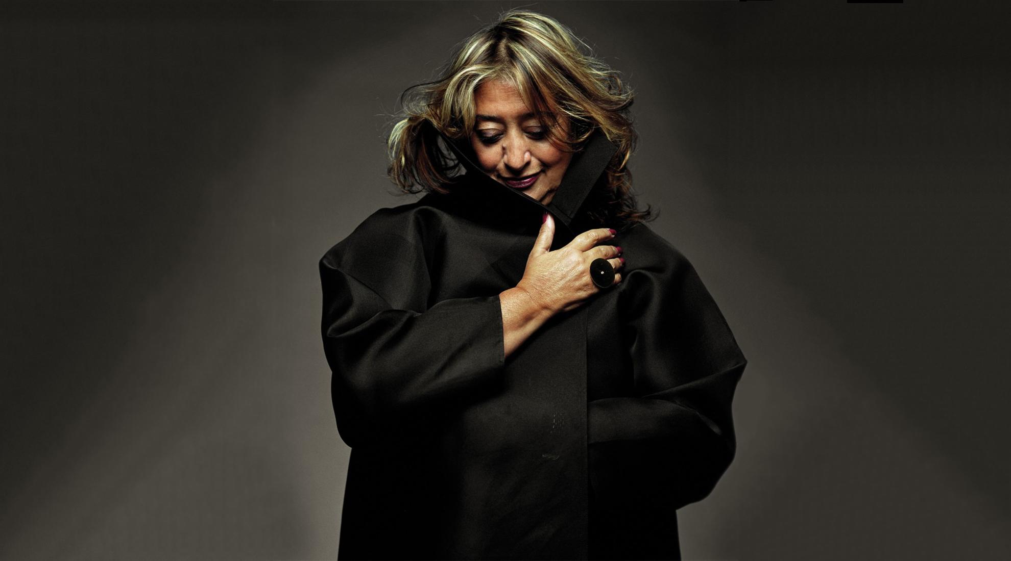 A Tribute to Zaha Hadid
