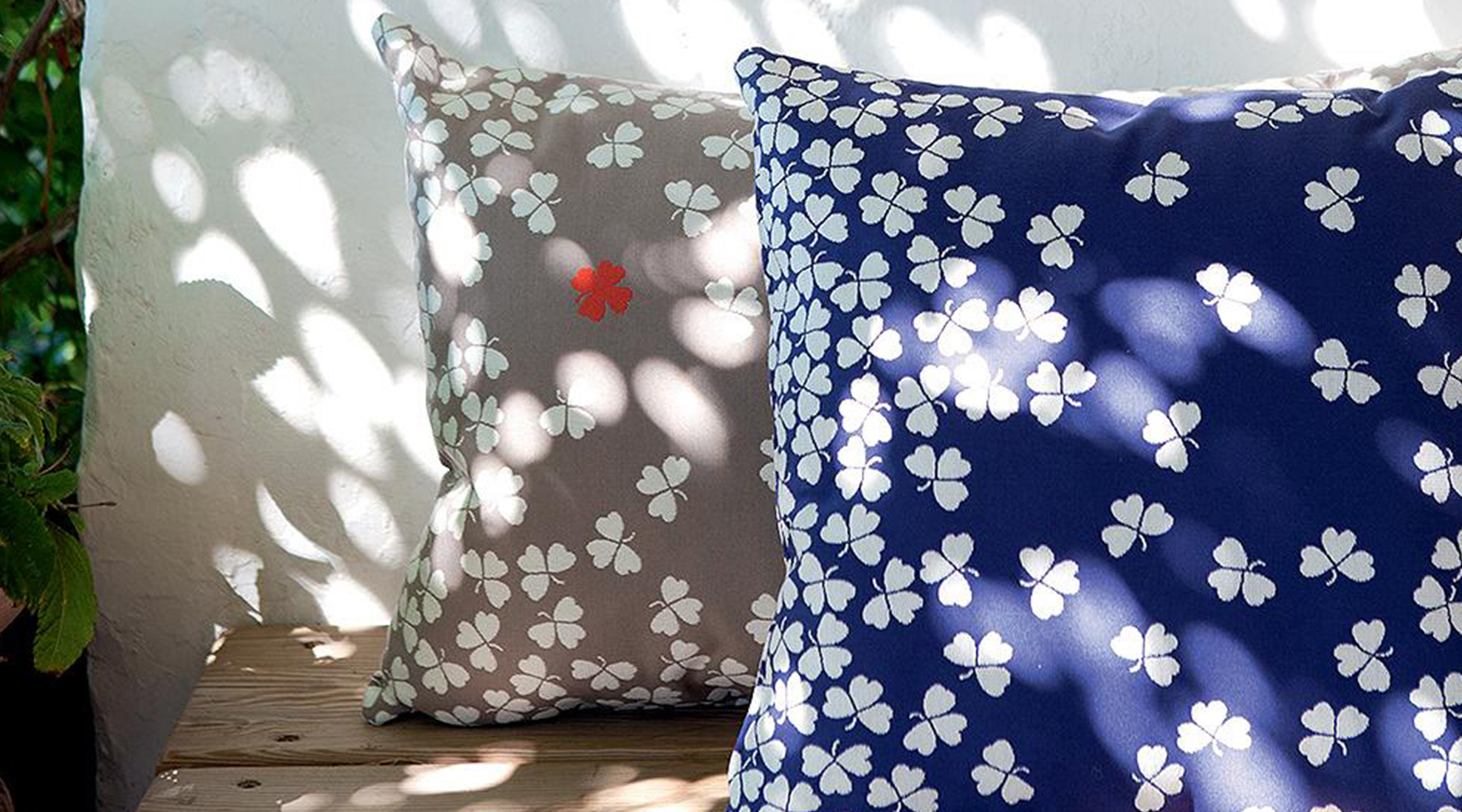 Trefle Outdoor Cushion by Fermob