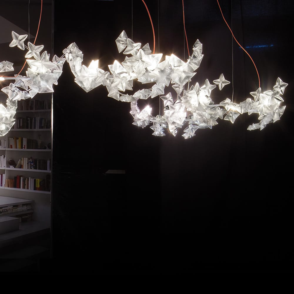 Hanami Suspension by Slamp