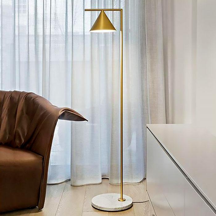 Captain Flint Floor Lamp by FLOS.