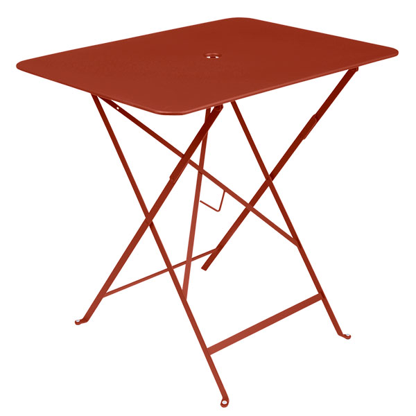 Bistro Rectangle Folding Table by Fermob.