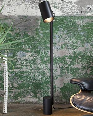 Quart Floor Lamp