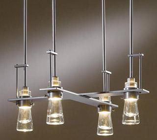 Erlenmeyer 4-Light Pendant