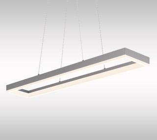 Corona LED Linear Suspension